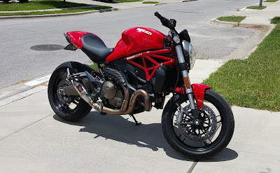 Ducati Monster 821 Hd Photos