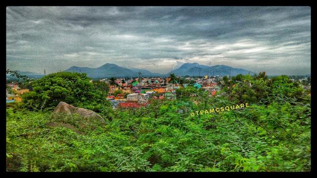 Hills of Tamil Nadu