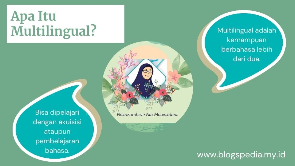 apa itu multilingual