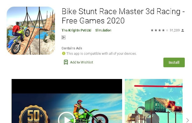 best bike game android