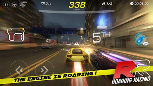 تحميل لعبه Roaring Racing