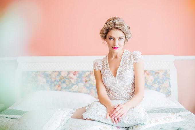Wedding girl photography home | HD Stock Image