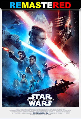 Star Wars: The Rise of Skywalker 2019 DVD R1 NTSC Latino RMZ