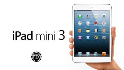 Dịch vụ thay màn hình ipad mini 3 chính hãng tại Hà Nội