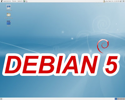 "Download ISO Master Debian 5 ""Lenny"" Lengkap"