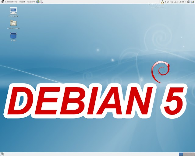 "Download ISO Debian 5 ""Lenny"" Lengkap"