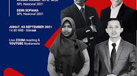 Nyalanesia Gelar Webinar FGD, Dewi Sofiana,SP Jadi Narasumber