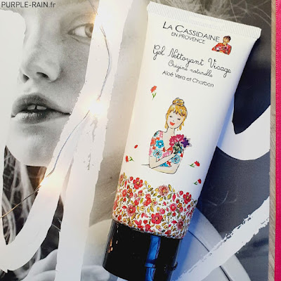 Gel Visage La Cassidaine en Provence - Blog PurpleRain BIOTYFull Box Sportive