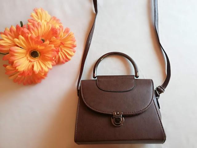 vintage bag, torba, vintage, fashion, moda, accessories, modni dodaci, smeđa, brown, shopping, online, online kupovina, recenzija, review, dresslily, dreslili