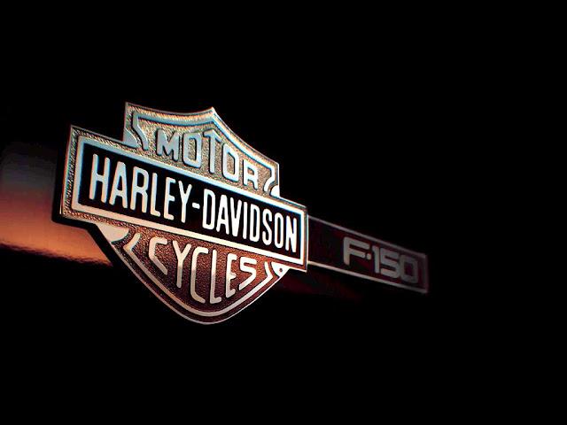 Motorcycles: Harley Davidson Logo