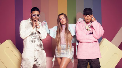 Ozuna x Karol G x Myke Towers - Caramelo Lyrics