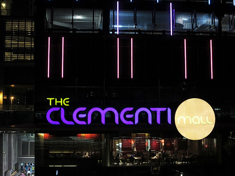 RACHELAYS: The Clementi Mall (I)