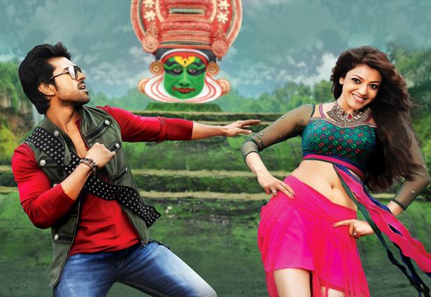 Actress Amala paul sexy dance in Hey naayak song with Kajal agarwal