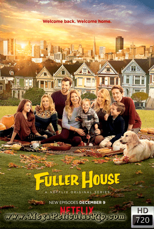 Fuller House Temporada 4 [720p] [Latino-Ingles] [MEGA]
