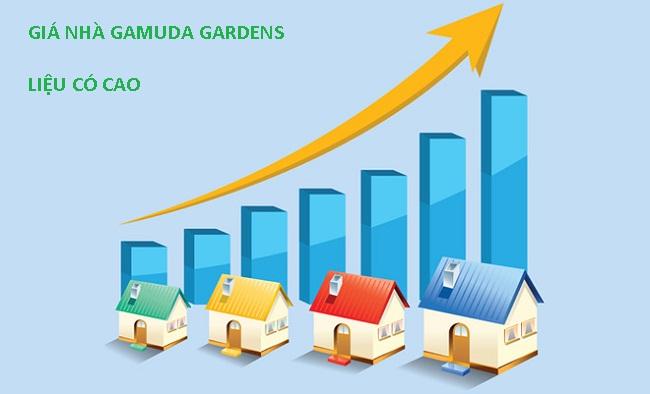 bảng giá Gamuda Gardens liệu có cao