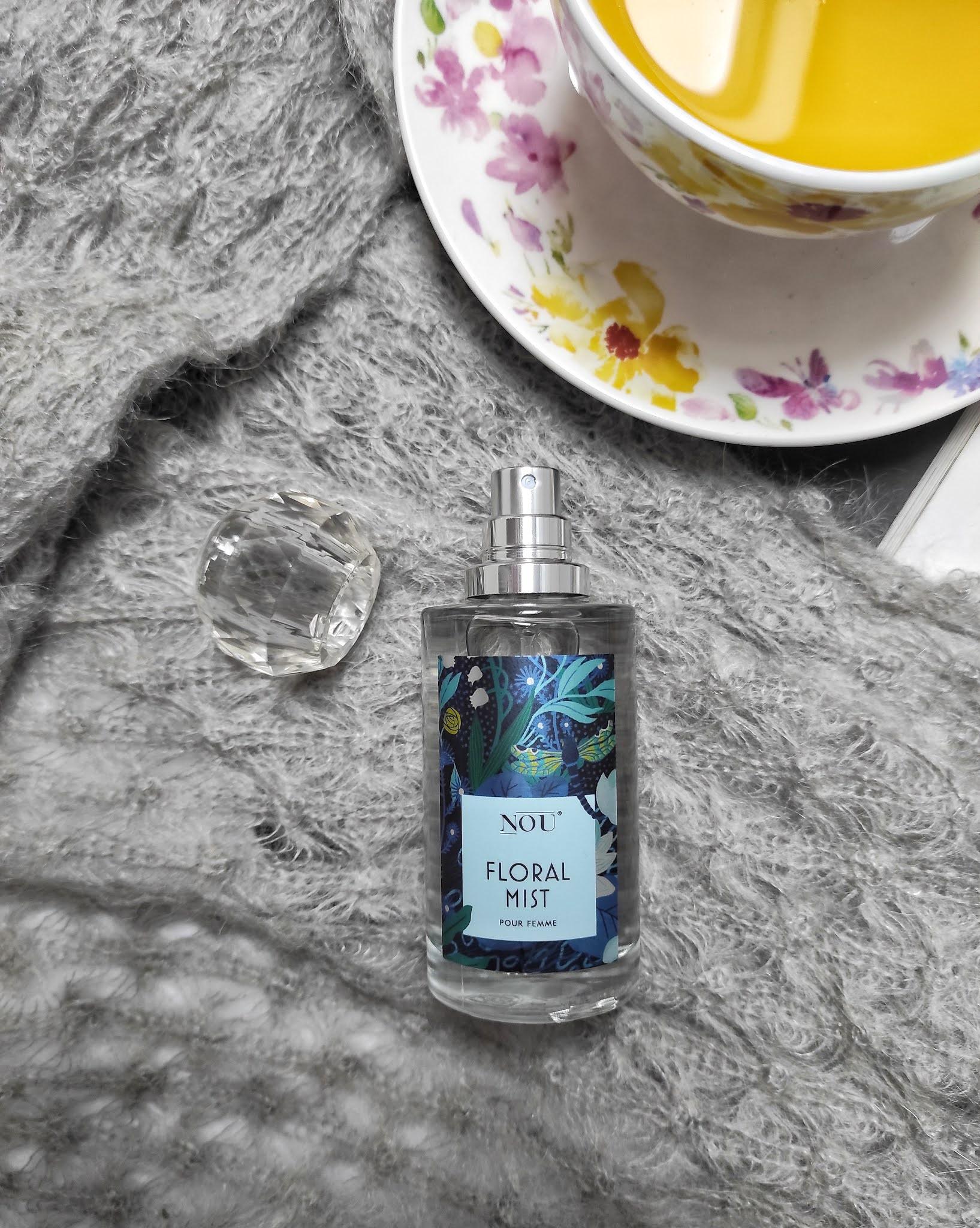 Woda perfumowana NOU Floral Mist
