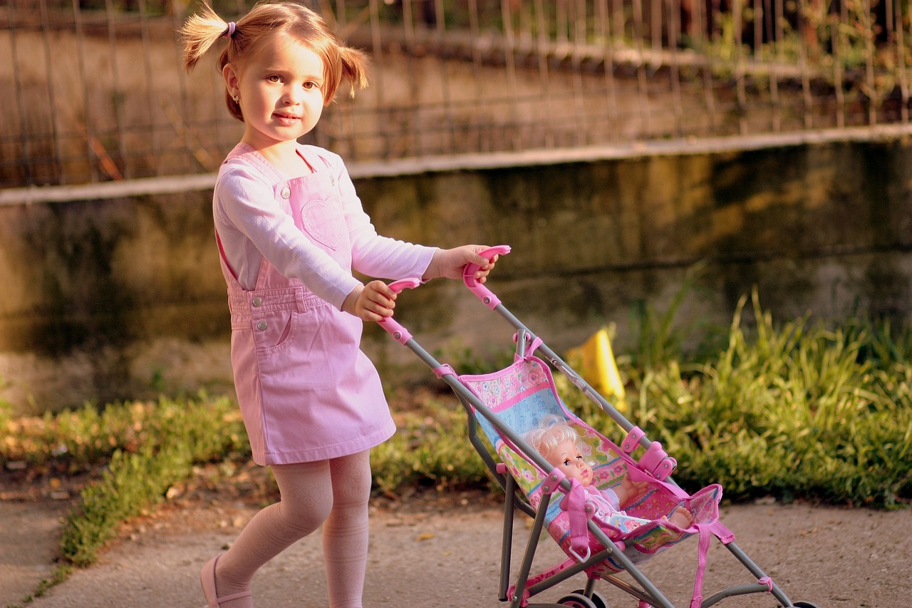 Puppenwagen Test Qualitativ Hochwertige Spielzeug Kinderwagen Für