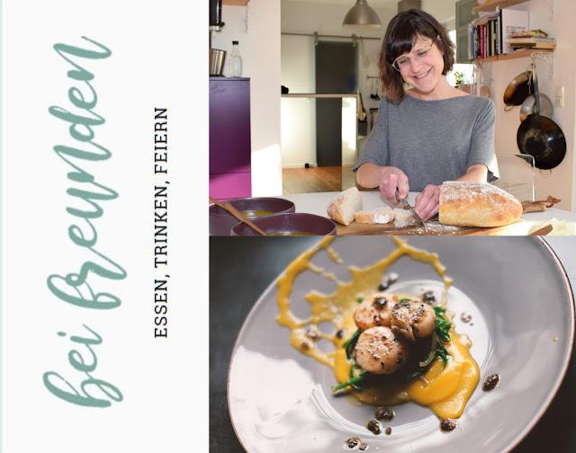 """Bloggerin Janina Lindemann vom Foodblog """"Bei Freunden""""."""