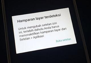Satu lagi permasalahan yang sering muncul pada hp dengan sistem operasi android adalah mun Fix mengatasi hamparan layar terdeteksi pada hp android xiaomi, samsung dan lenovo
