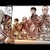 アニメ進撃の巨人3期53話感想 エルヴィンのスピーチで特攻する新兵、ゲロを吐いた少女