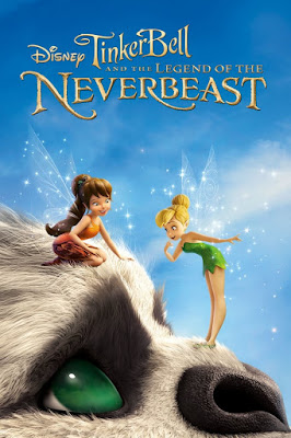 Tinker Bell and the Legend of the NeverBeast Poster
