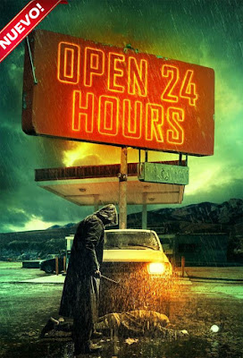 Open 24 Hours 2018 DVD HD NTSC Sub