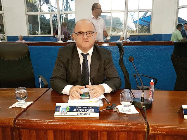 Alysson Pontes requer construção de escola para a Comunidade Cutilé Rio Arapiuns