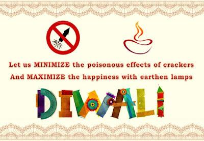 Go Green Diwali Wishes