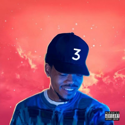 "CHANCE THE RAPPER ""Coloring Book"""