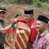Kasdam XIV/Hsn, Membacakan Amanat Kasad TNI AD, Dipenutupan TMMD Ke 104 TA 2019