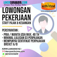 Karir Surabaya di Smile Island Print Solution Juli 2020