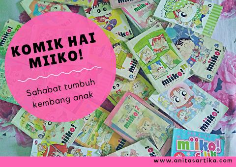 5 Alasan Komik Hai Miiko! Bagus Untuk Bacaan Anak-anak
