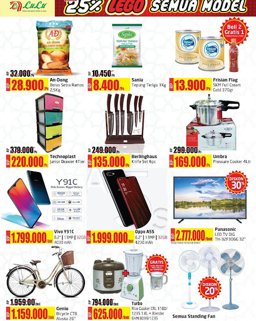 #LuLuStore - #Promo #Katalog JSM Periode 10 - 12 Mei 2019