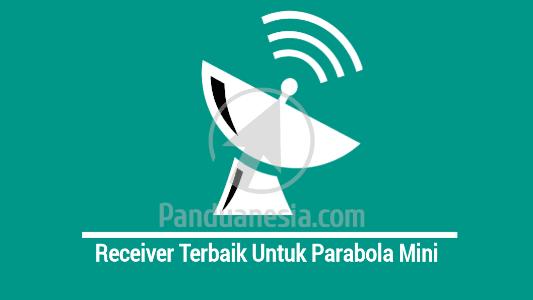 Receiver parabola mini terbaik