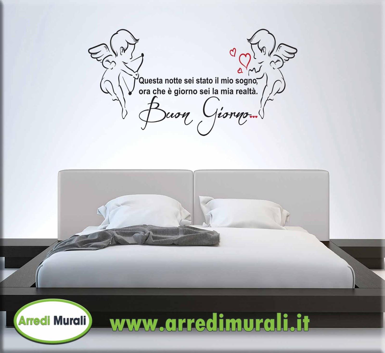 Impressioni e recensioni di una mamma qualunque adesivi murali camera da letto - Adesivi murali per camera da letto ...