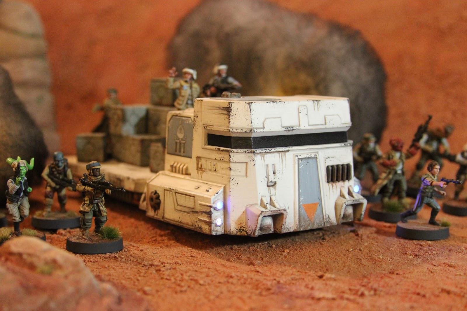 [Legion] Abregado Fusiliers - Fins Rebellen - Seite 2 3