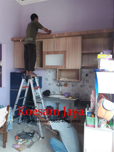 kitchen set sukoharjo
