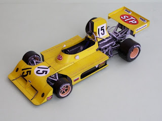 March 731G  - GP Austria -  Mike Beuttler (1973) spinler - NEW LINK