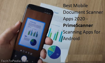 Best Mobile Document Scanner Apps 2020 - PrimeScanner Scanning Apps for Android
