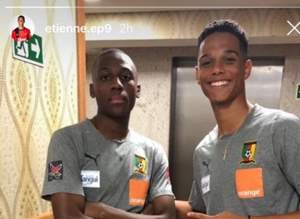 Le fils de Samuel Eto'o, Étienne participera bel et bien au Mondial U17 avec le Cameroun