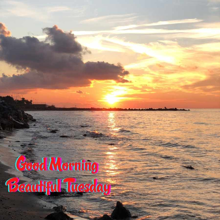good morning happy tuesday god bless you