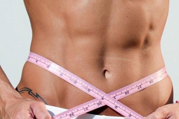 barriga tanquinho sem gordura