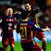 No jogo do gol 300 de Messi na Liga, Barcelona vence e se isola mais na liderança