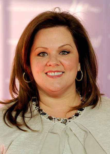 Hairstyle Photo Melissa Mccarthy Long Straight Cut Hairstyle