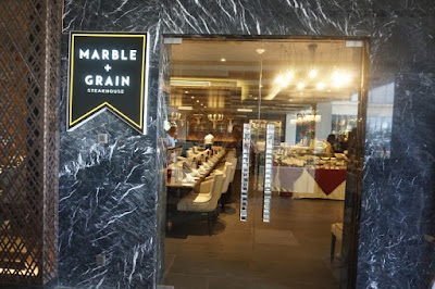 Marble + Grain Steakhouse, Bai Hotel, James Van Haght, Certified Angus Beef, Steak All You Can , Cebu's Best Food Blog, Kalami Cebu