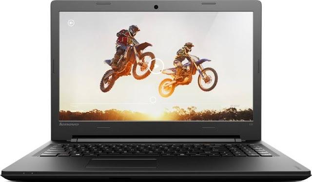 Lenovo Ideapad 100 Core i3 5th Gen - (4 GB/500 GB HDD/DOS) 80QQ001XIH IP 100- 15IBD Notebook  (15.6 inch, Black, 1.9 kg)