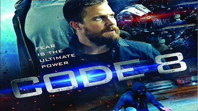 Code 8 (2019) (Unofficial Hindi Dubbed) Movie 720p HDRip Download