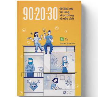 90-20-30 90 Bài Học Vỡ Lòng Về Ý Tưởng Và Câu Chữ (Bản Đen Trắng) ebook PDF-EPUB-AWZ3-PRC-MOBI