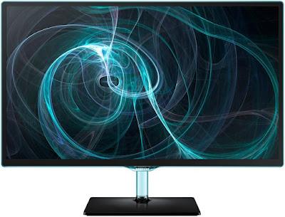 Samsung T24D390EW, monitor TV barato