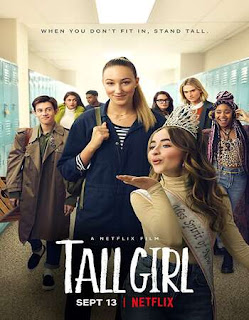 Tall Girl 2019 (Netflix) Dual Audio 720p WEBRip